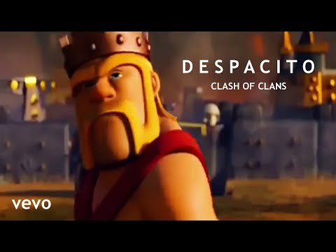 Despacito Clash of clan version Song
