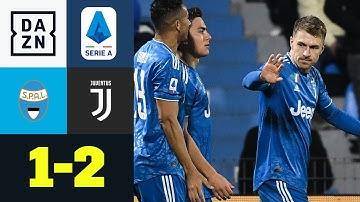 Aaron Ramsey lupft die alte Dame zum Sieg: SPAL - Juventus 1:2 | Serie A | DAZN Highlights