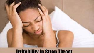 6 Common Symptoms Of Strep Throat