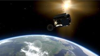 Sentinels 1 and 2 - ESA Earth observation satellites