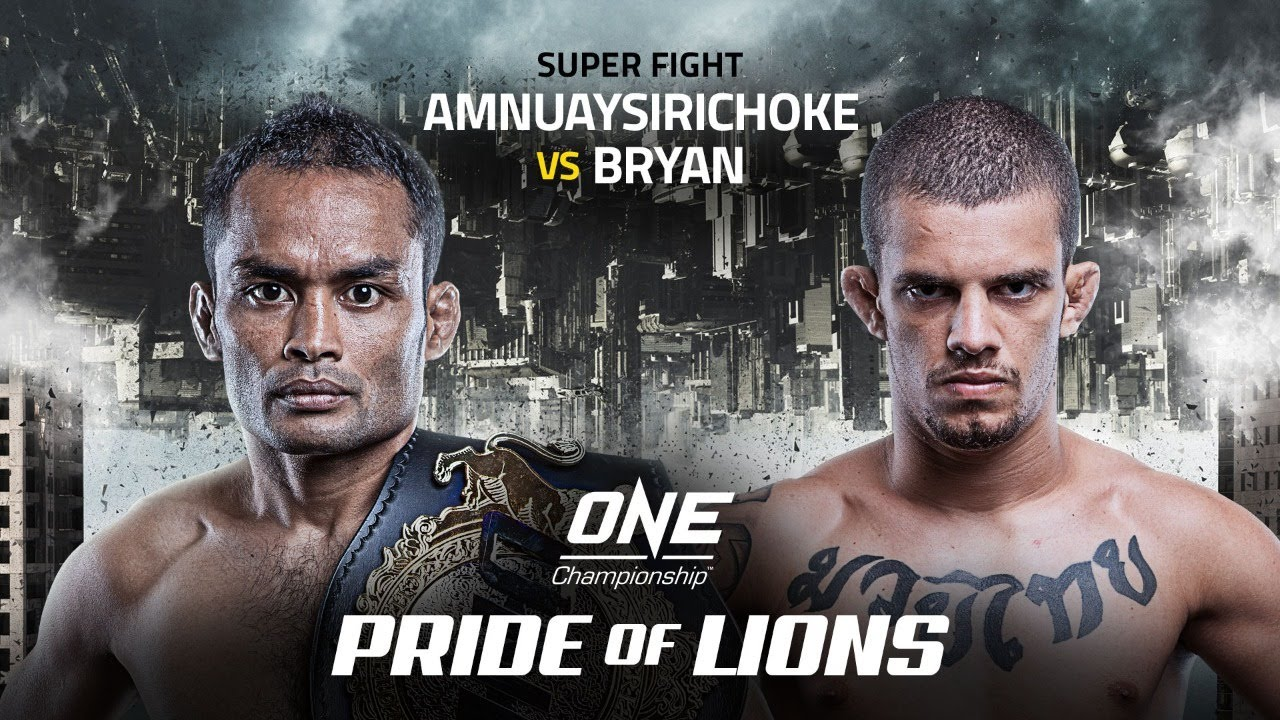 ONE Championship: PRIDE OF LIONS | ONE@Home Event Replay