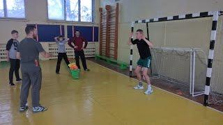 Закарпатсьий досвід тренування голкіперів для вінницьких колег