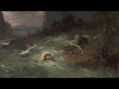Balz Trümpy – Der Tod des Orpheus