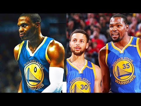 Russell Westbrook Traded To Warriors! Westbrook Joins Stephen Curry & Kevin Durant on the Warriors