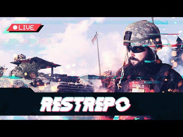 🤘👹 [ES] OPERACIÓN RESTREPO - 173rd Airborne Brigade US ARMY - Squad ALPHA