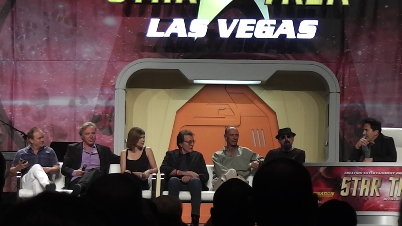 Download Deep Space Nine (Part 2 of 2) at the 2017 Star Trek Convention