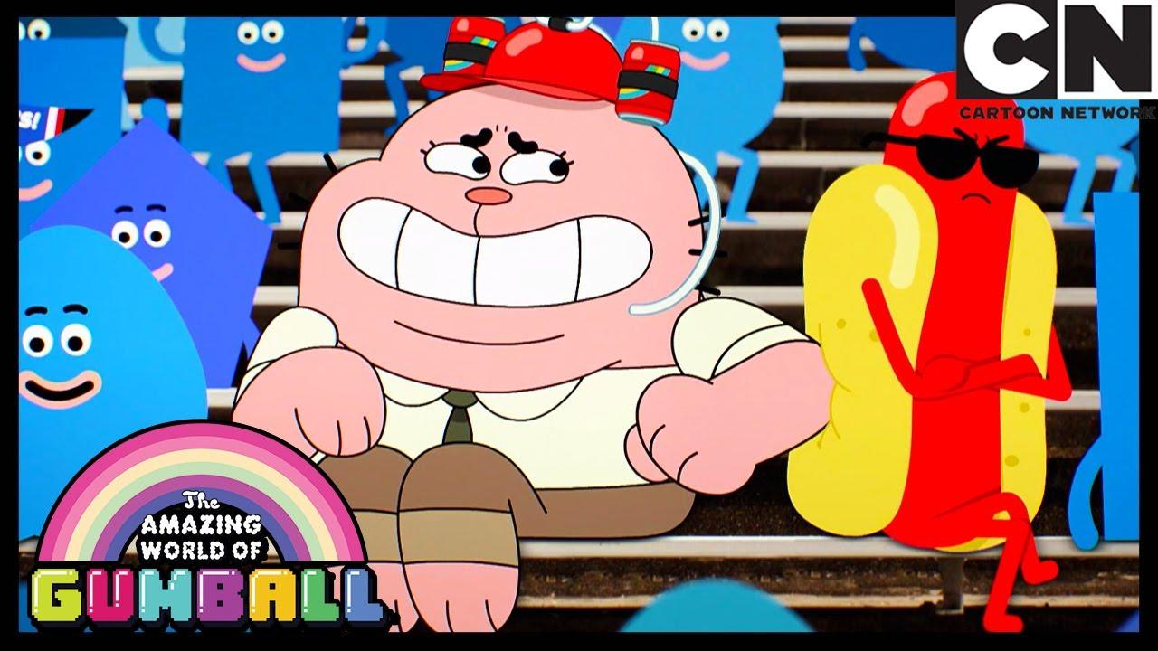 Hanımefendi | Gumball Türkçe | Çizgi film | Cartoon Network Türkiye