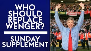 Who should be the next Arsenal manager? | Sunday Supplement | Full Show