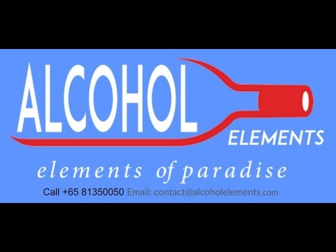 1 Hour Alcohol Elements Delivery Singapore (+65 81350050)