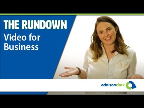 The Rundown: Video for Business