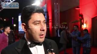 بالفيديو أحمد شاكر مهرجان القاهرة السينمائي من اعرق المهرجان الموجودة حاليا