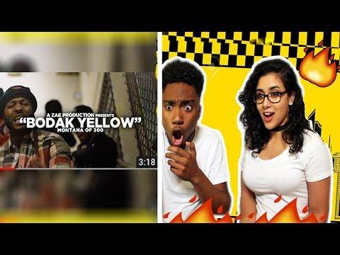 Bodak Yellow Montana Of 300 REMIX 🔥  By @AZaeProduction 🚧 BETTER THAN CARDI B BODAK YELLOW?