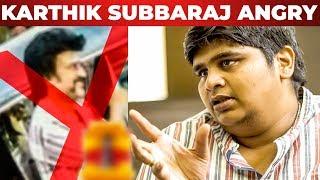 Karthik Subbaraj SLAMS Popular News Channel | Petta | Rajinikanth | TT 253