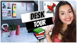 DESK TOUR 〉Comment j