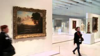 Louvre-Lens art gallery: