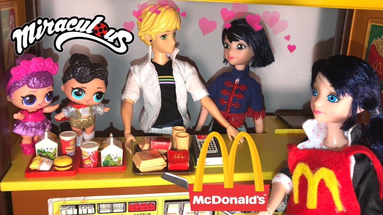 mcdonalds dating