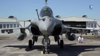 Vol d'essai à bord du Rafale Dassault - Exclusif caméra embarquée