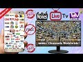 Enjoy 6000+ Channels Worldwide | Best live TV app for Android | Movies, TV Series, Live TV | Hindi