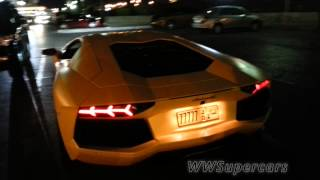 Exotic cars in Muscat, Oman (2013 Special Part 2/3) - Lamborghini, Ferrari, Mercedes