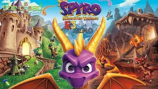 """""""A Little Difference"""" - E3 Demo - Spyro Reignited Trilogy"""