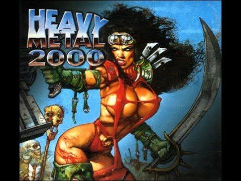 Heavy metal 2000 мультфильм