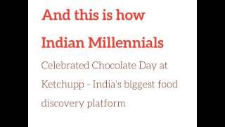 Ketchupp National Chocolate Day