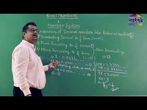 CBSE 10 Maths Real Numbers Ep 01