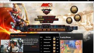 AK2 How to download AK ONLINE