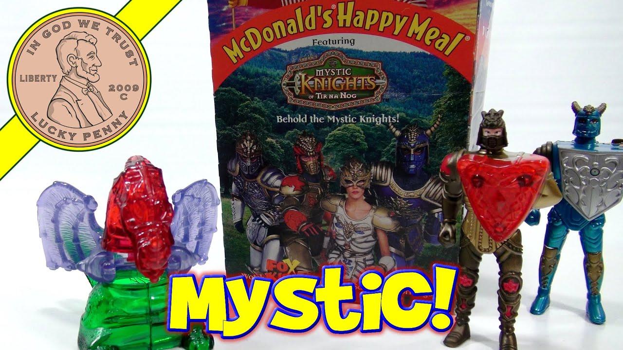 Mystic Knights Toys 75