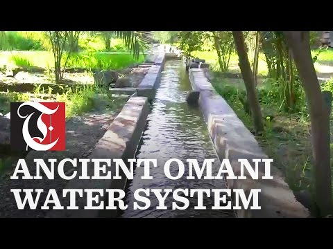 Ancient Omani Water System
