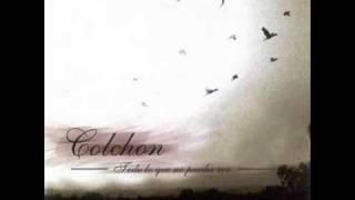 Colchon - Aterrizar (letra)