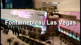 First look at the Fontainebleau Las Vegas  model.