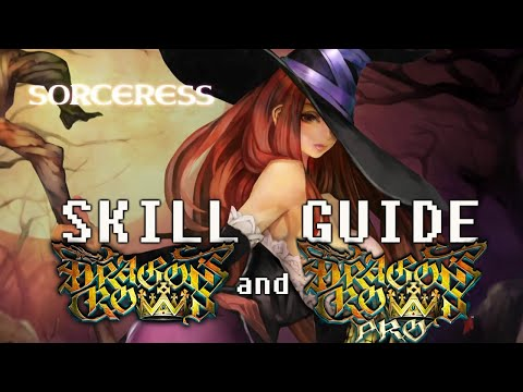 Dragon's Crown Skill Guide for Sorceress