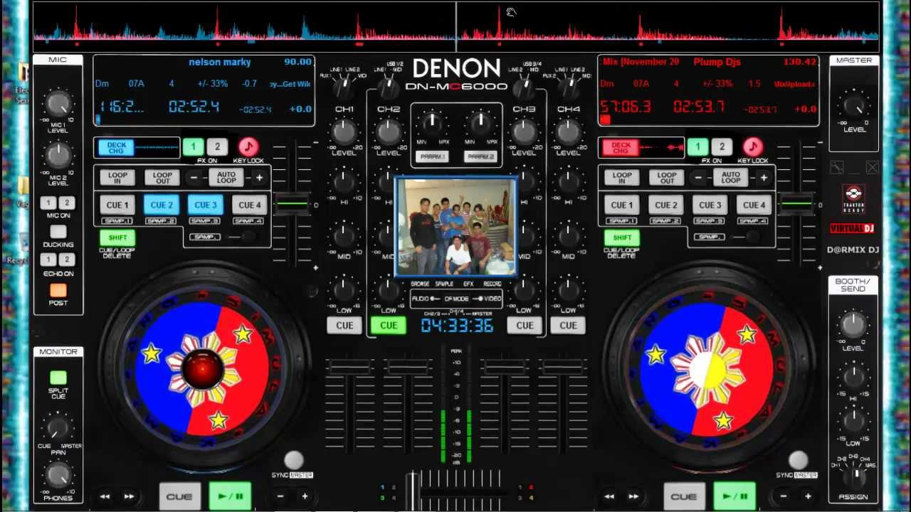 Denon virtual dj skin (MC-6000) - YouTube Virtual Dj Skins Denon