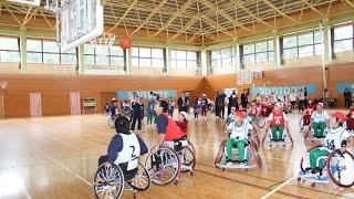 子どもたちが障害者スポーツに触れるチャレンジド・スポーツ体験教室「...