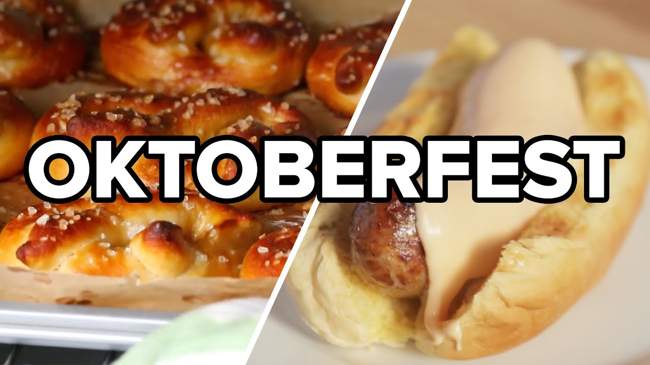 maxresdefault - 7 Recipes Perfect For Oktoberfest