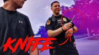 COOL & ANGRY COPS VS BIKERS | POLICE VS MOTORCYCLE
