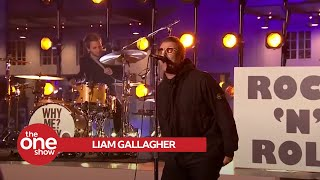Liam Gallagher - Now That I've Found You (Live on The One Show)
