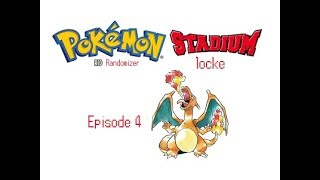 OH BABY - Pokémon Red Randomizer Stadiumlocke - Episode 4 - PokéReaper