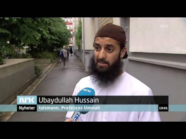 Koran-basert Islam oppfordrar til halshogging og terror