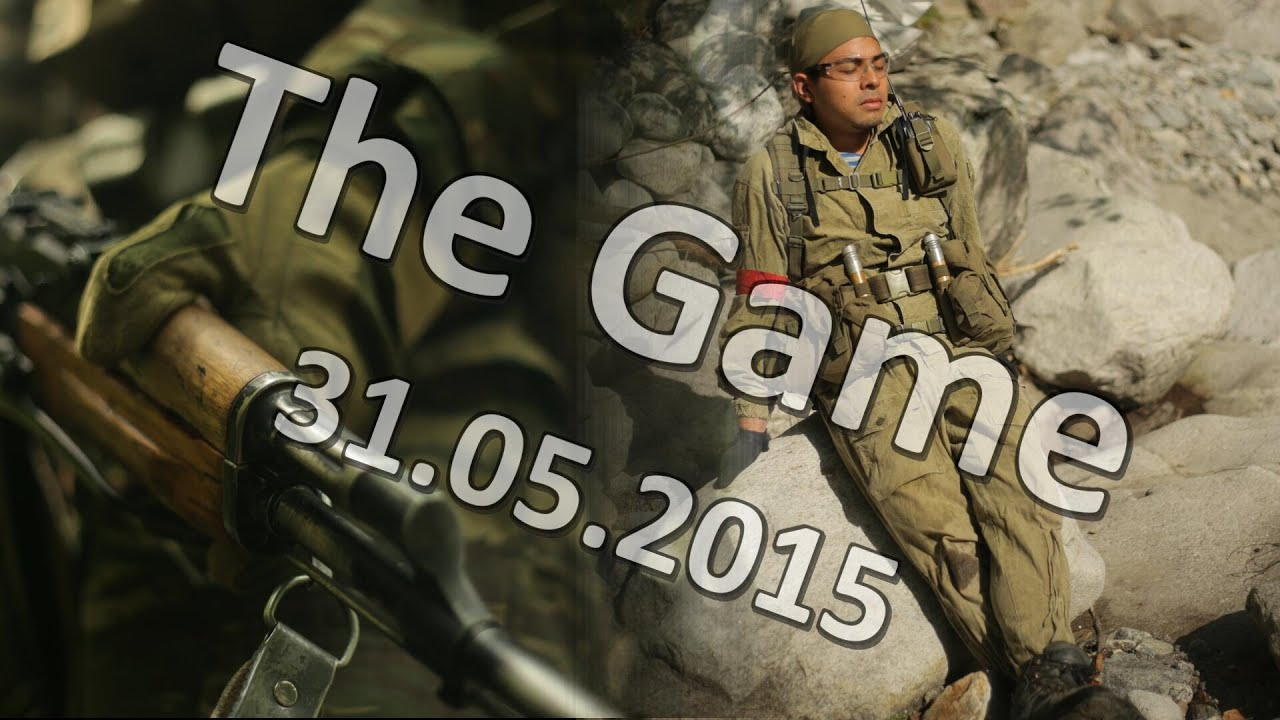 Airsoft Areal Zillertal The Game Das Spiel 31 05 2015 Youtube