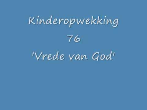 Kinderopwekking 76: Vrede van God