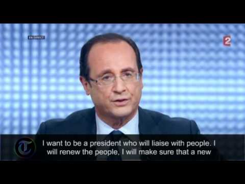 French Presidential Election 2012: French voters set to pick Socialist contender for presidency