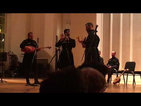 Iberi Choir at dePaul University
