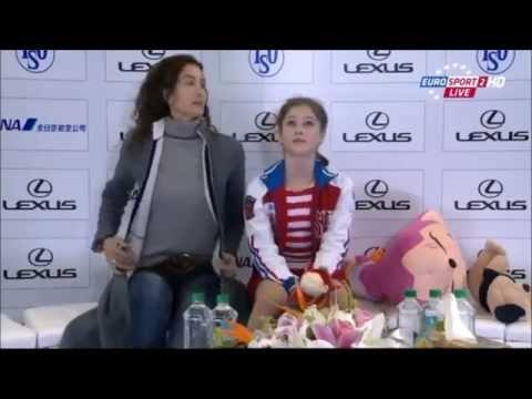 さらっと観てみよう Julia LIPNITSKAIA 2014中国杯SPメガポリス