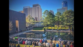 Highlights from 24th Remembrance Ceremony of the Oklahoma City Bombing