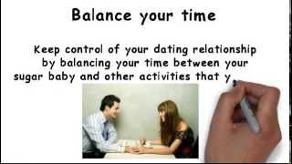 Sugar Daddy Dating Tips #6 - Balance Your Time and Be Subtle