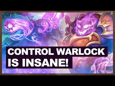 Control Warlock Is Insane!   The Boomsday Project   Hearthstone