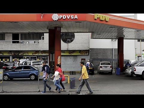 Falling oil prices wreak havoc in Venezuela