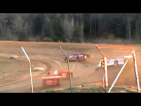 Dog Hollow Speedway - Crate Late Model Heat Race